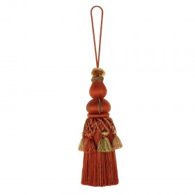 Exceptional 01877 Spice Decorative Tassel