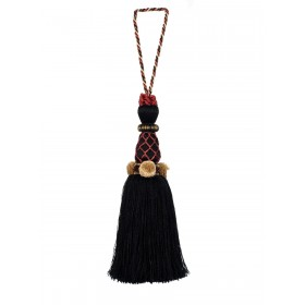 02125 Jewel Decorative Tassel
