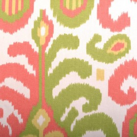 72062 700 PINK/GREEN DURALEE @HOME Fabric