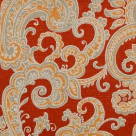 72084 192 FLAME DURALEE Fabric