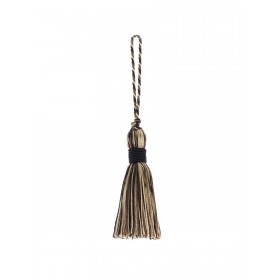 Dazzling 02498 Black Pepper Decorative Tassel