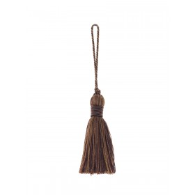 Charming 02498 Espresso Decorative Tassel