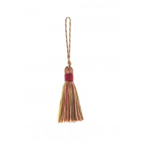 Magnificent 02498 Strawberry Decorative Tassel