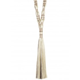 02660 Natural Decorative Tassel