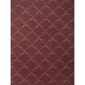 Lovely 02666 Burgundy Fabric