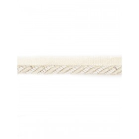 Charming 02865 Ecru Trim Fabric