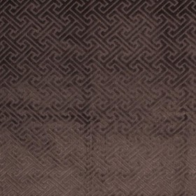 Royal Fret Sterling RM Coco Fabric