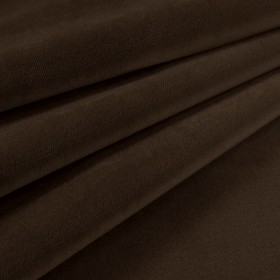 Velvet Upholstery Fabric Como 335 Brown