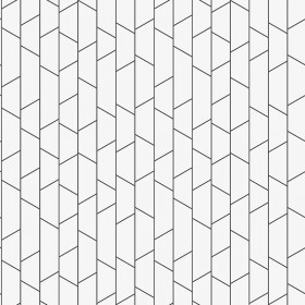 2928-8821 Angle White Geometric Wallpaper