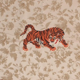 Shere Khan Natural RM Coco Fabric