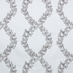 Flight of Fancy Platinum RM Coco Fabric