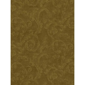 978-60160 Silk & Satin Gold Scroll Wallpaper
