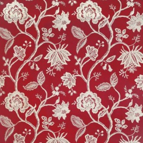 Hampton Court Firethorn RM Coco Fabric