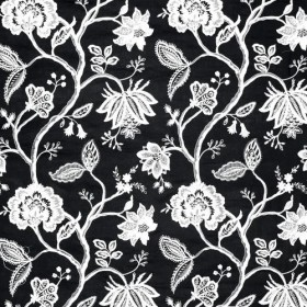 Hampton Court Onyx RM Coco Fabric
