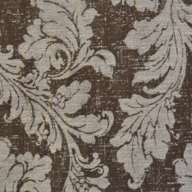 A0328 BROWN RM Coco Fabric