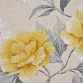 A0397 MAIZE RM Coco Fabric