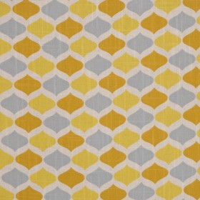 A0398 MAIZE RM Coco Fabric