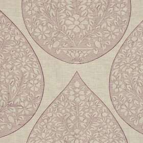 A0460 VIOLET RM Coco Fabric