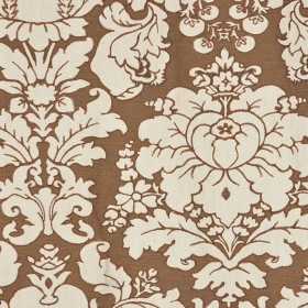 A0470 COFFEE RM Coco Fabric