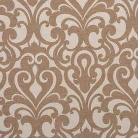 A0505 PARCHMENT RM Coco Fabric