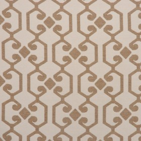 A0507 PARCHMENT RM Coco Fabric