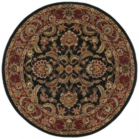 A108-8RD Surya Rug | Ancient Treasures Collection