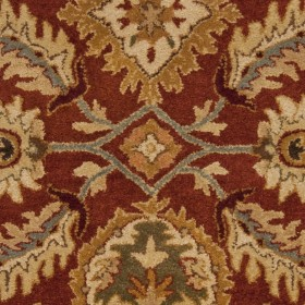 A147-8RD Surya Rug | Ancient Treasures Collection