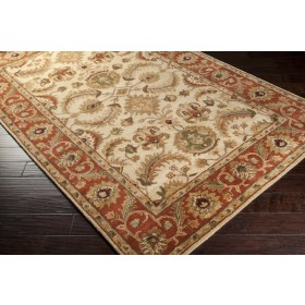 A160-23 Surya Rug | Ancient Treasures Collection