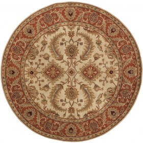 A160-8RD Surya Rug | Ancient Treasures Collection
