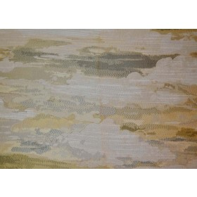 Above The Clouds Sand Swavelle Mill Creek Fabric