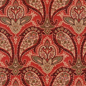 Antoinette 17 Ruby Slipper Fabric