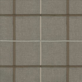 Bixley Plaid Twine Kasmir Fabric