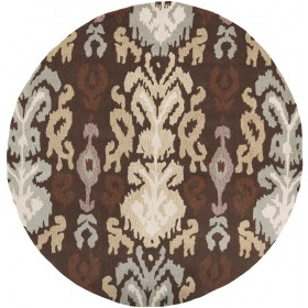 BNT7673-6RD Surya Rug | Brentwood Collection
