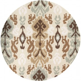 BNT7674-6RD Surya Rug | Brentwood Collection