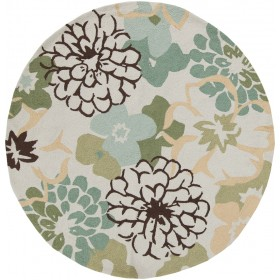 BNT7692-6RD Surya Rug | Brentwood Collection