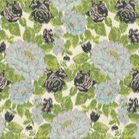 Bourgeoisie 305 Sky Blue Fabric