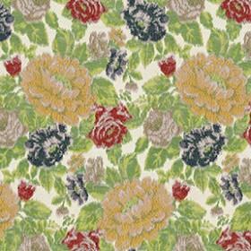 Bourgeoisie 508 Old Gold Fabric