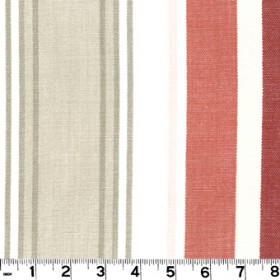 Bridgewater Cranberry Fabric