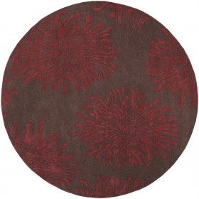 BST539-8RD Surya Rug | Bombay Collection