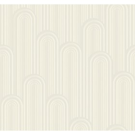 CA1543 White/Off Whites Speakeasy Wallpaper