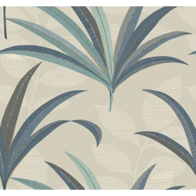 CA1552 Beiges El Morocco Palm Wallpaper