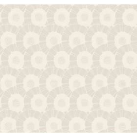 CA1556 White/Off Whites Coco Bloom Wallpaper