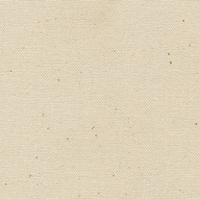 "Canvas Untreated White Army Duck 10.10 oz 60"" Fabric"