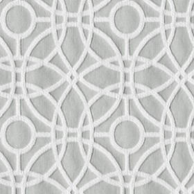 Cathedral 91 Silver Fabric