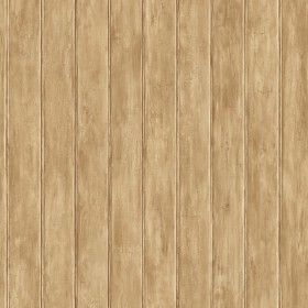 CB5627 Golden Brown Faux Wood Bead Board Wallpaper