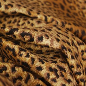 Cheetah Earth Fabric