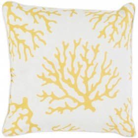 Coral Pillow in Gold | CO003-2020