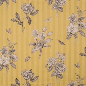 Covent Garden Cornsilk Kasmir Fabric