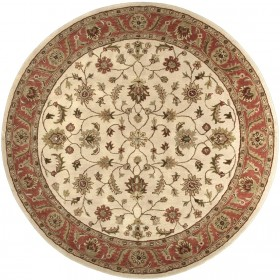 CRN6004-8RD Surya Rug | Crowne Collection