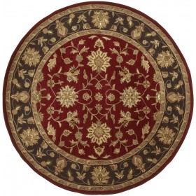 CRN6013-8RD Surya Rug   Crowne Collection